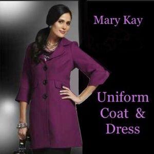 HP! RARE Mary Kay Uniform Coat & Sheath Dress